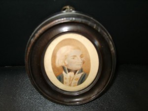 Lord Nelson, Miniture Portrait