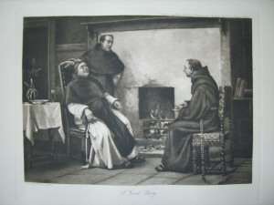 "W. Dendy Sadler, Engraving, Photogravure, ""A Good Story"""