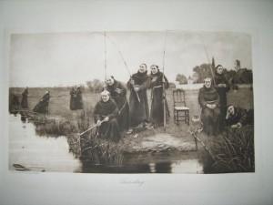 W.Dendy Sadler, Engraving, Photogravure