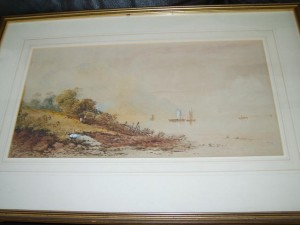 George Edwards Hering, Water Colour Painting