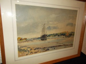 John Palmer, Water Colour, Painting, Nautical