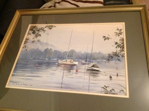 Windermere, Bowness, Dennis Rothwell Bailey