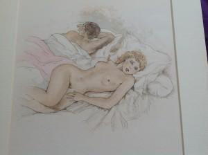 Edouard Chimot Lithograph