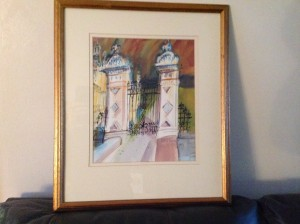 Ian Weatherhead, Water Colour