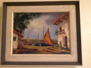 Barbara Gudrun Sibbons Oil Painting